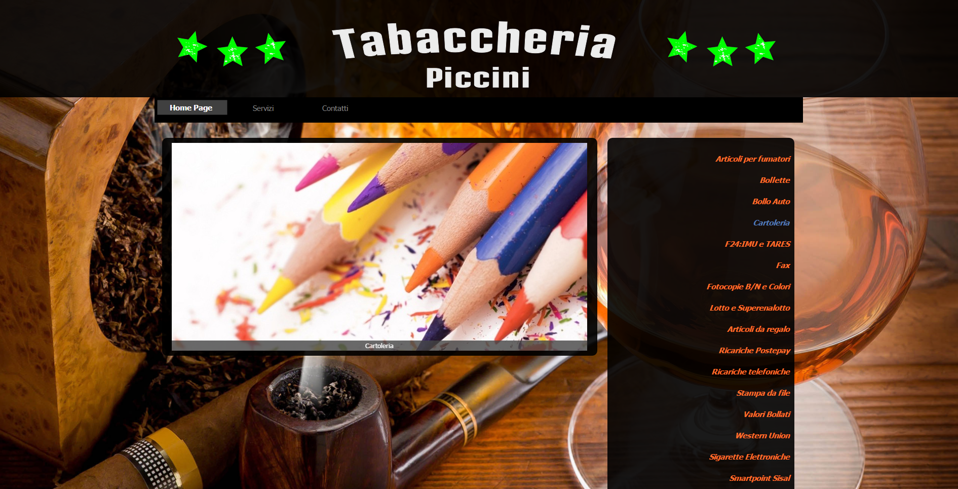 Tabaccheriapiccini.it