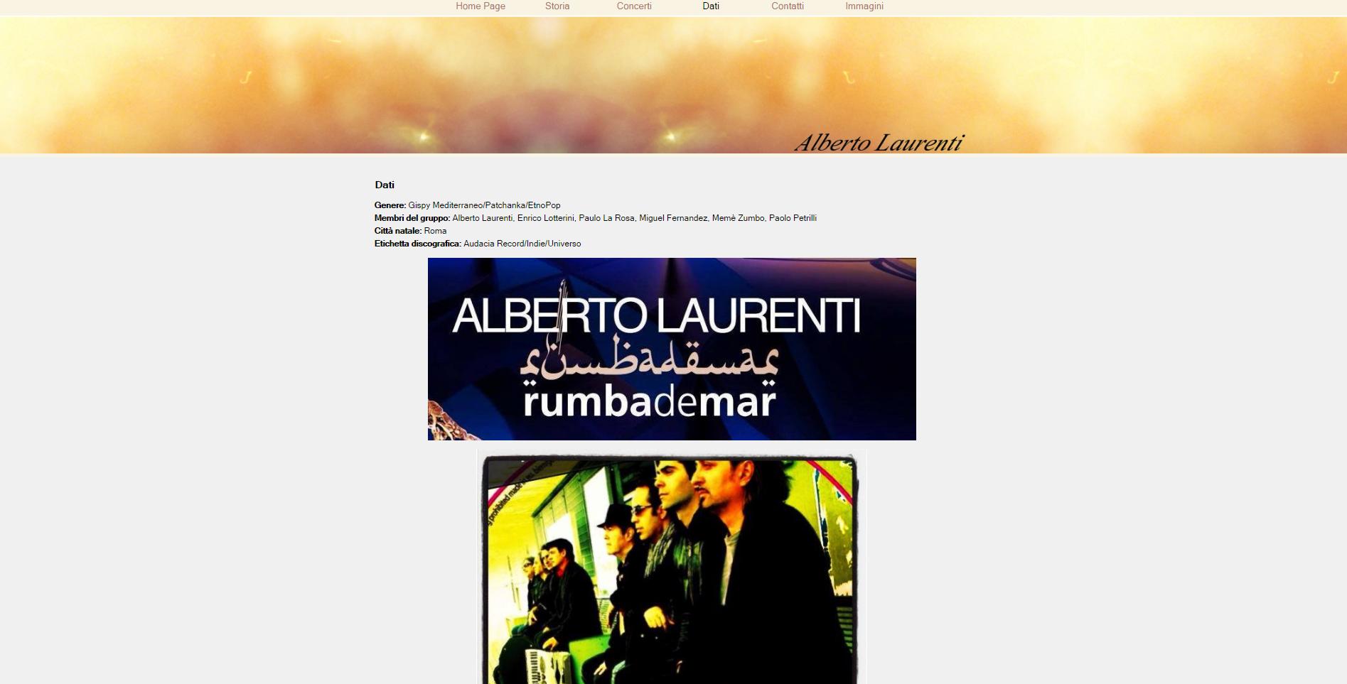 Albertolaurenti.it